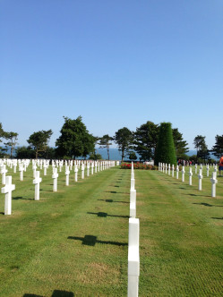 normandy beach personals Remembering the d-day dead at an american cemetery in france american soldiers are honored at cemetery in normandy, france overlooking omaha beach.